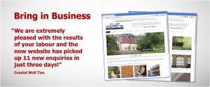 Website Generate New Business