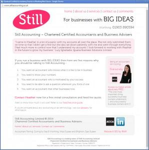 Websites for Accountants