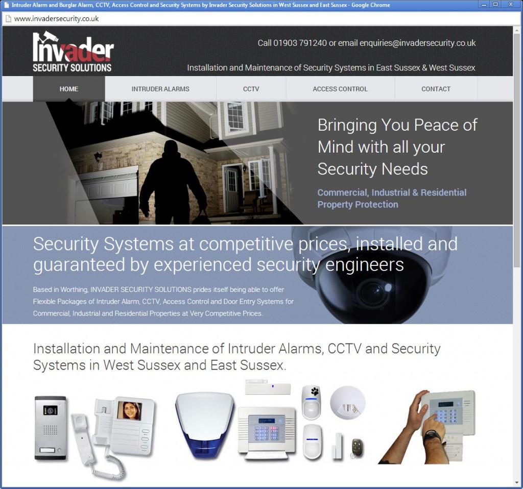 Invader Security