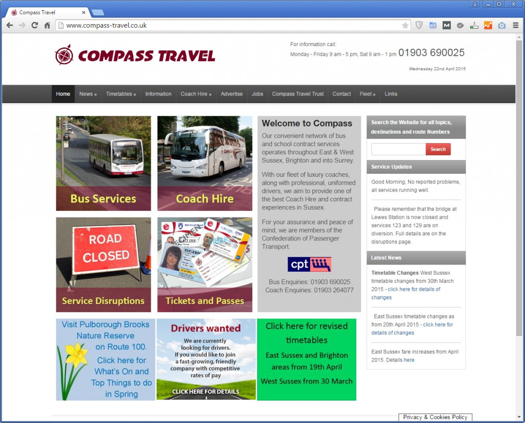 Compass Travel