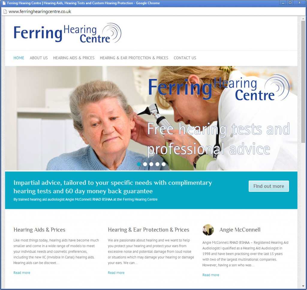 Ferring Hearing Centre