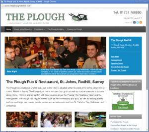 Websites for Pubs