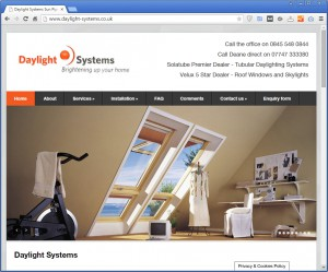 Websites for Roof Window Companies