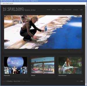 Websites for Scenic Artists