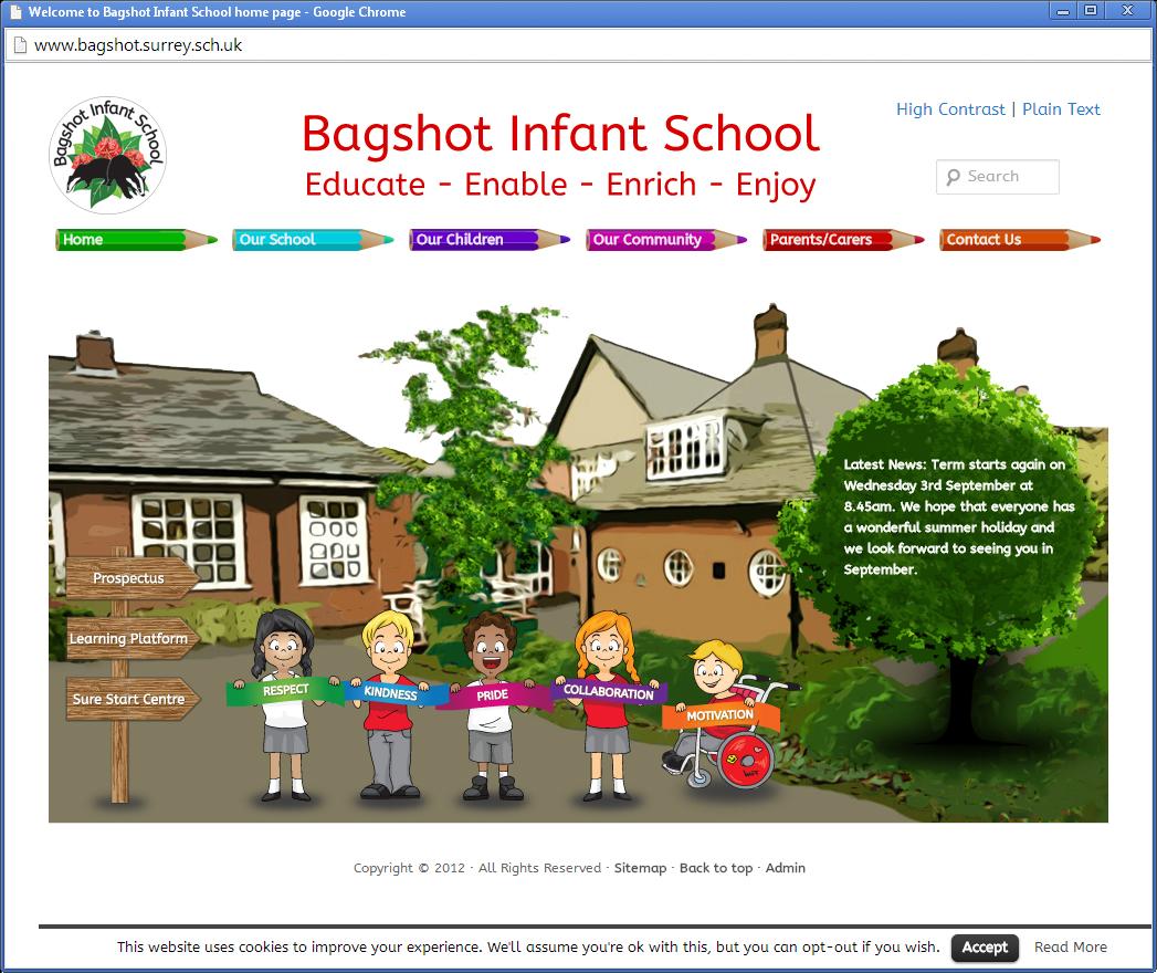 Bagshot Infant School