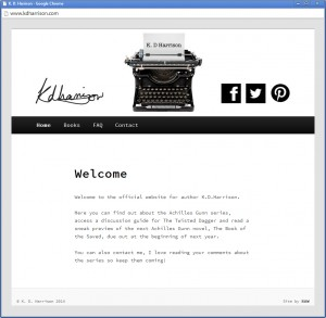 Websites for Writers and Authors
