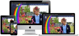 Website Development for Schools