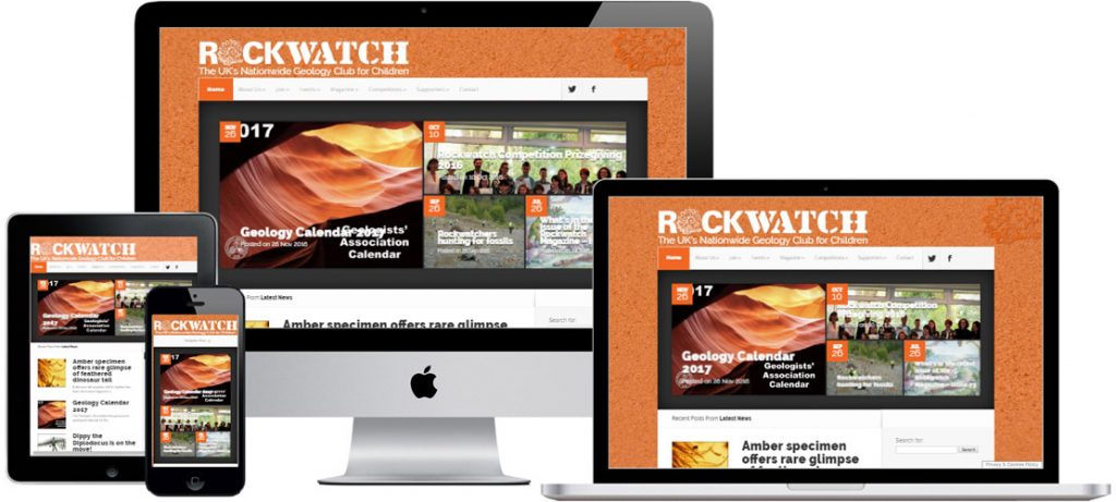 Website design for club website